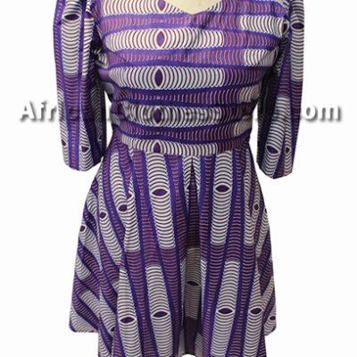 purplecottondress